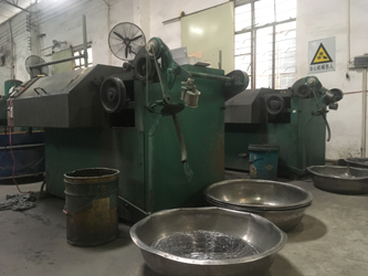 drawing machine of solder wire factory